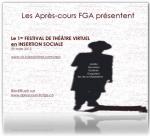 Le premier Festival de théâtre virtuel en IS